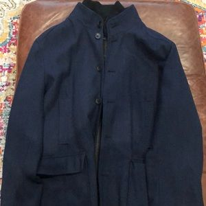 Banana Republic pea coat XL